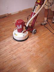 Overview Sanding Hardwood Floors And Lying Polyurethane
