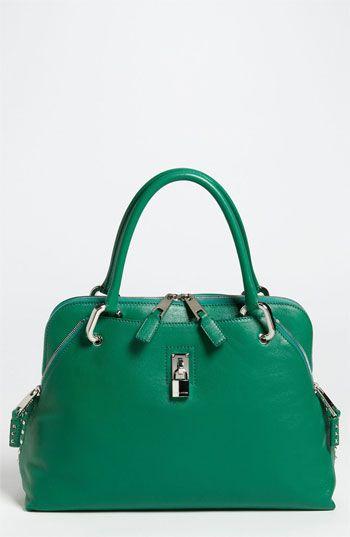 Handbag Lust Marc Jacobs Paradise Rio Bag Emerald Coloroftheyear
