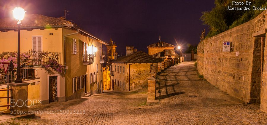 night in Guarene 2 by troisialessandro #architecture #building #architexture #city #buildings #skyscraper #urban #design #minimal #cities #town #street #art #arts #architecturelovers #abstract #photooftheday #amazing #picoftheday