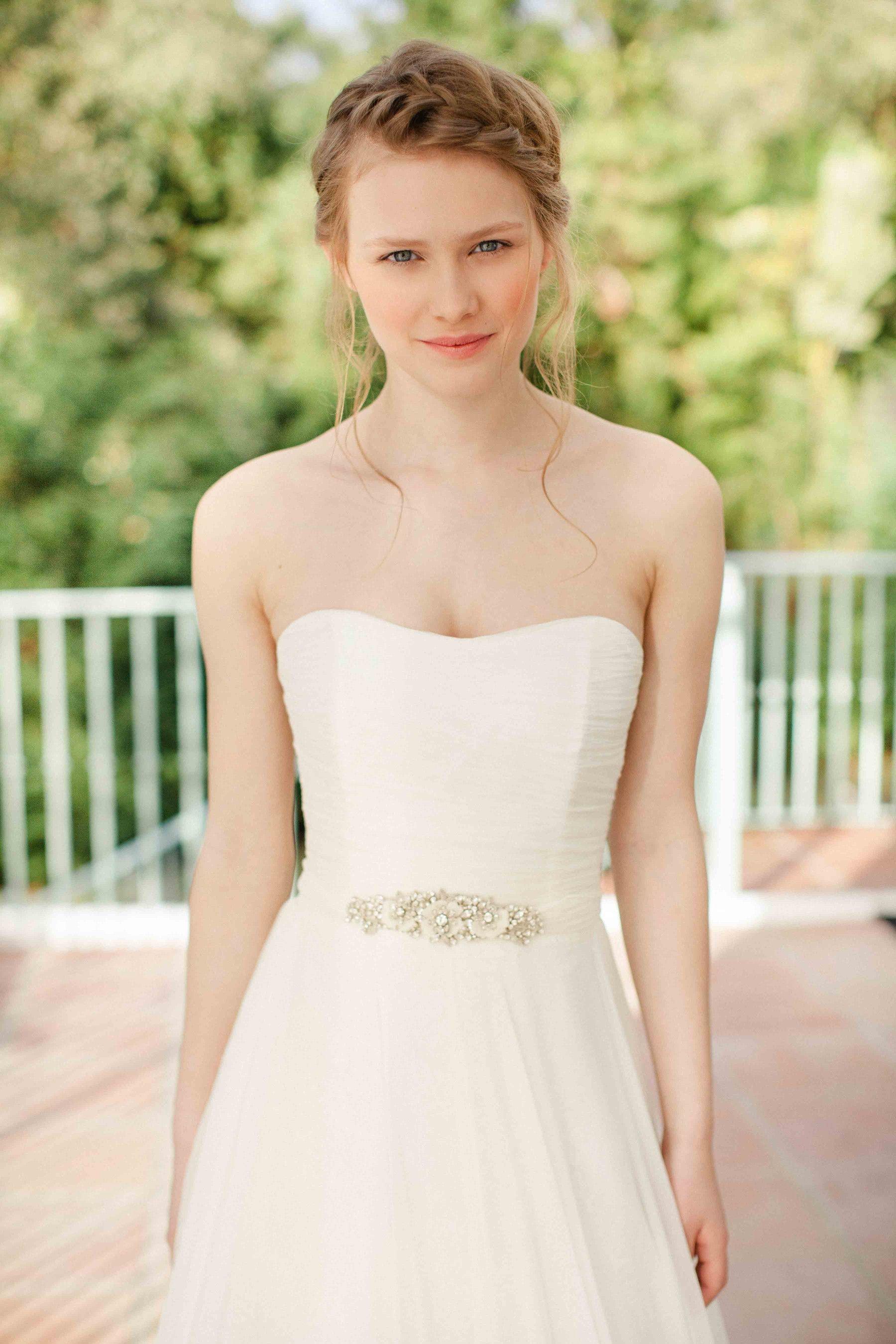 33+ Organza wedding dress sash information