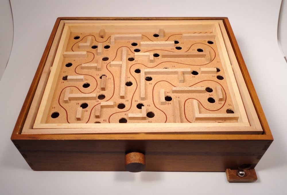 Pin By Price Less Finds On Vintage Toys Marble Maze
