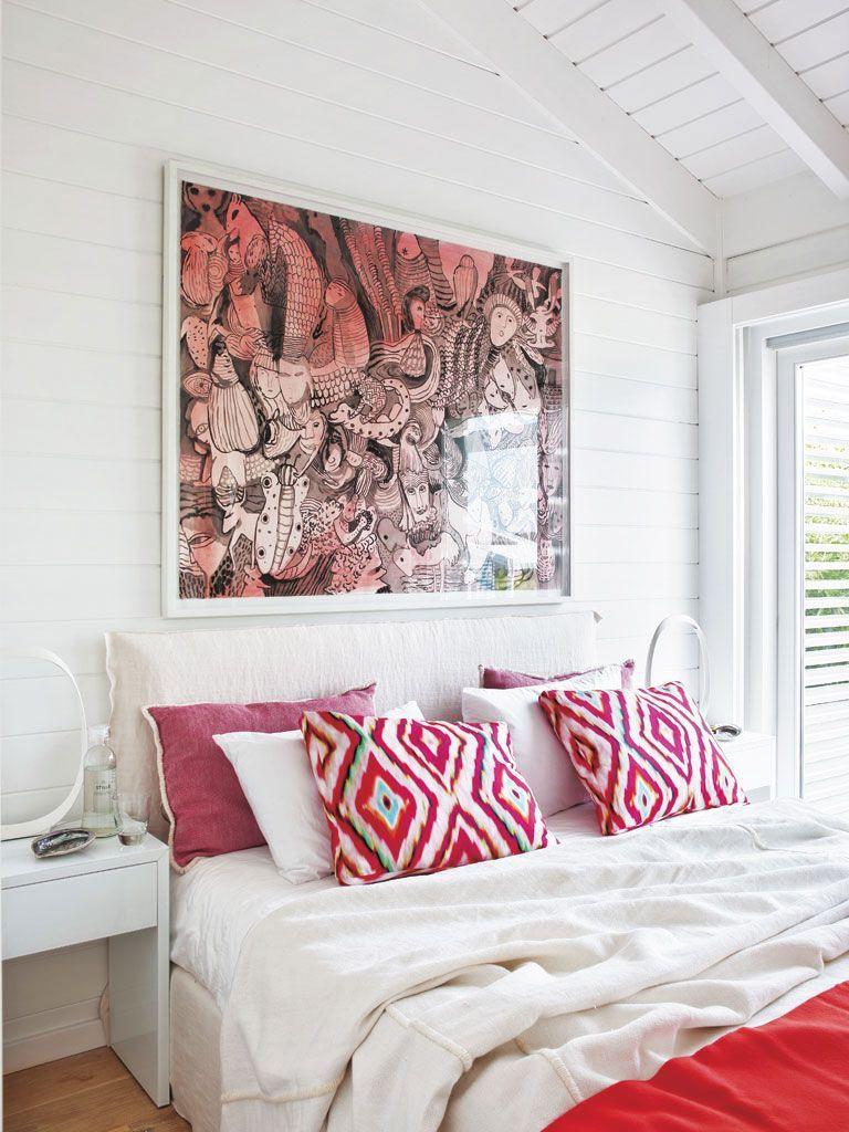 17 Breathtaking Pink Beach Bedroom To Make