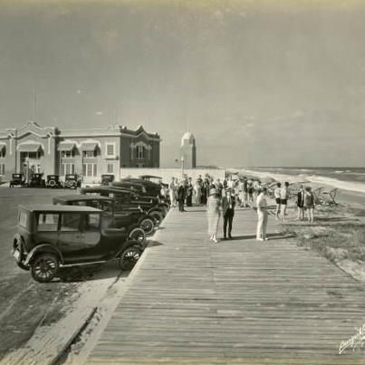 Casino And Bath House Indialantic By The Sea Melbourne Florida