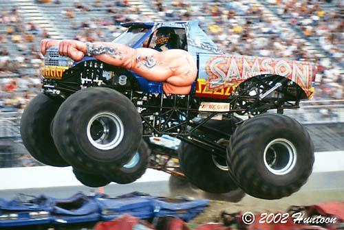 Samson Monster Truck Monster Trucks Pinterest Monster Trucks