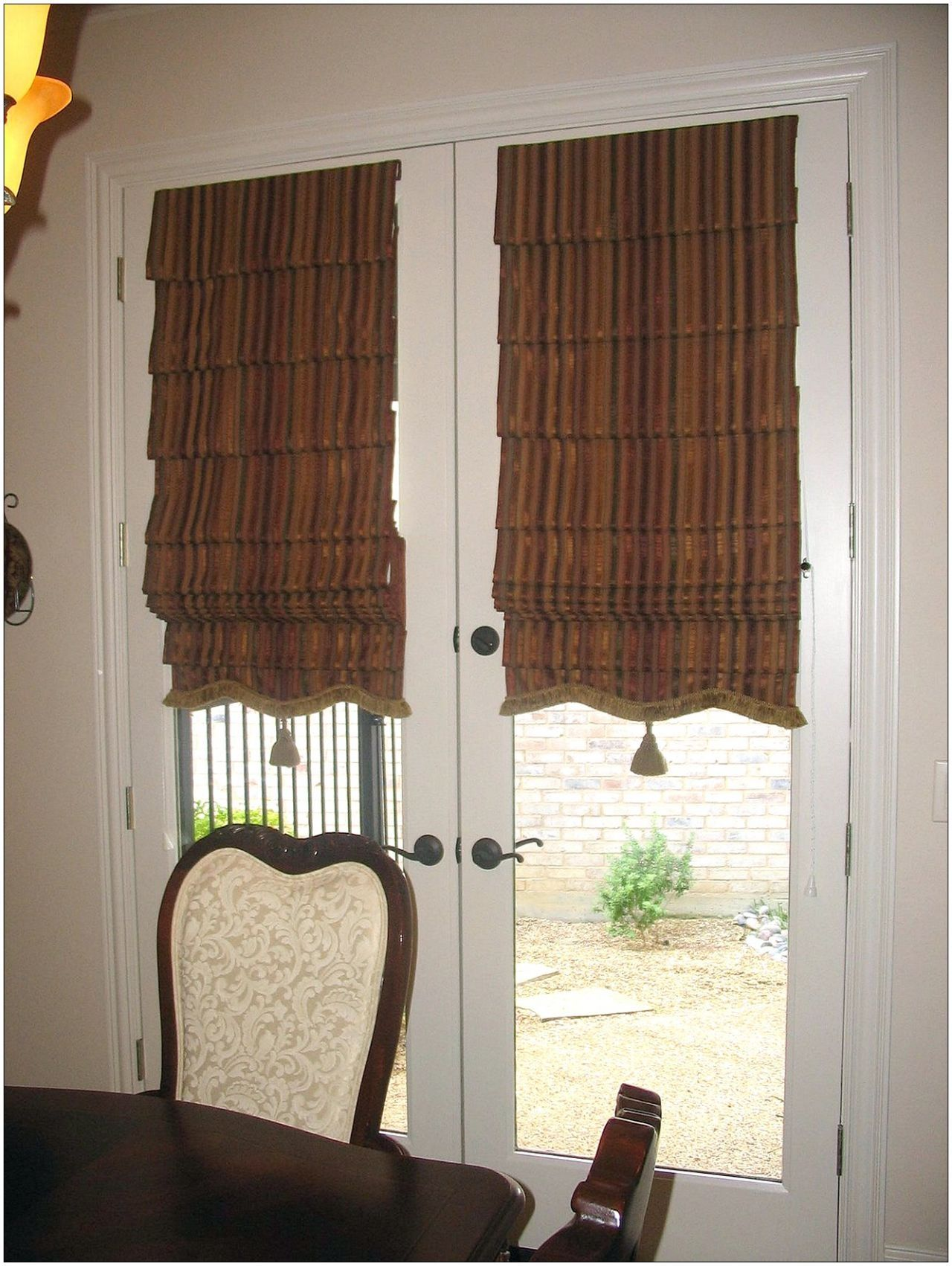 Zebra window coverings  curtains for steel door windows  realtagfo  pinterest