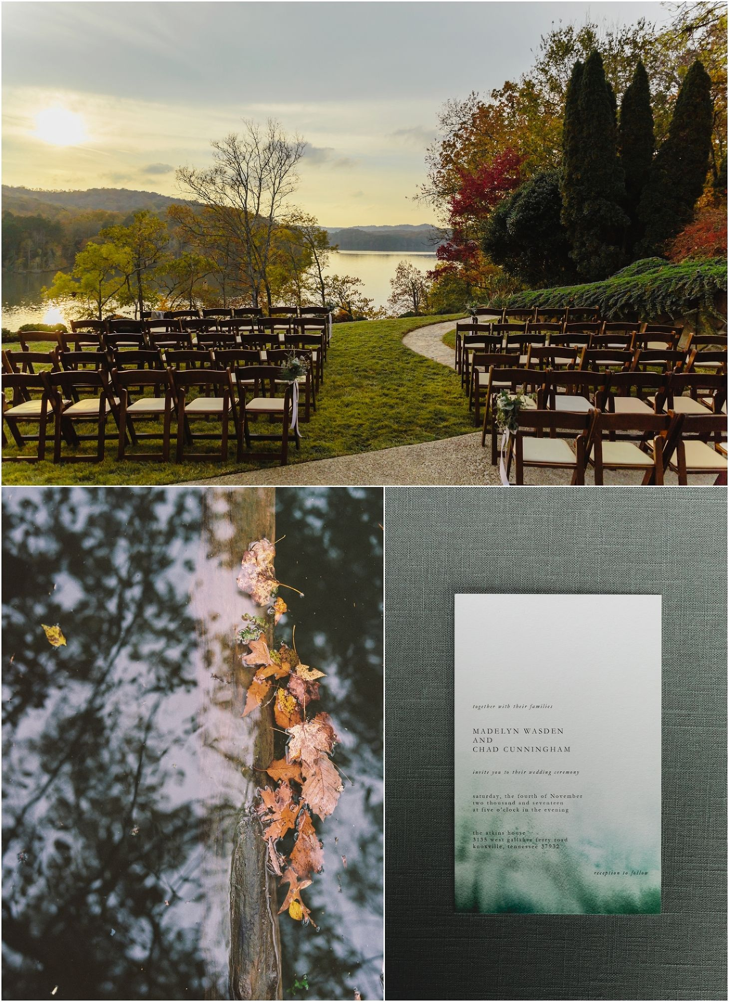 Ger Bend Knoxville Wedding Venue On The Lake East Tennessee Venues