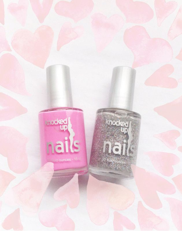 Knocked Up Nails : Pregnancy Safe Nail Polish : Knocked Up Nails ...