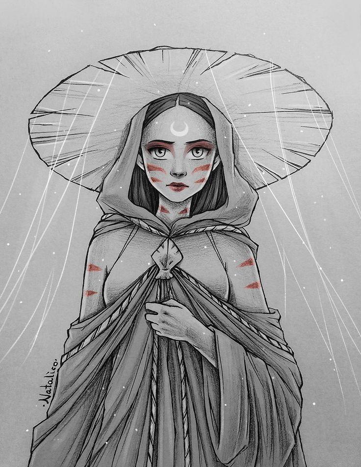 Painted Lady von natalico #avatarthelastairbender