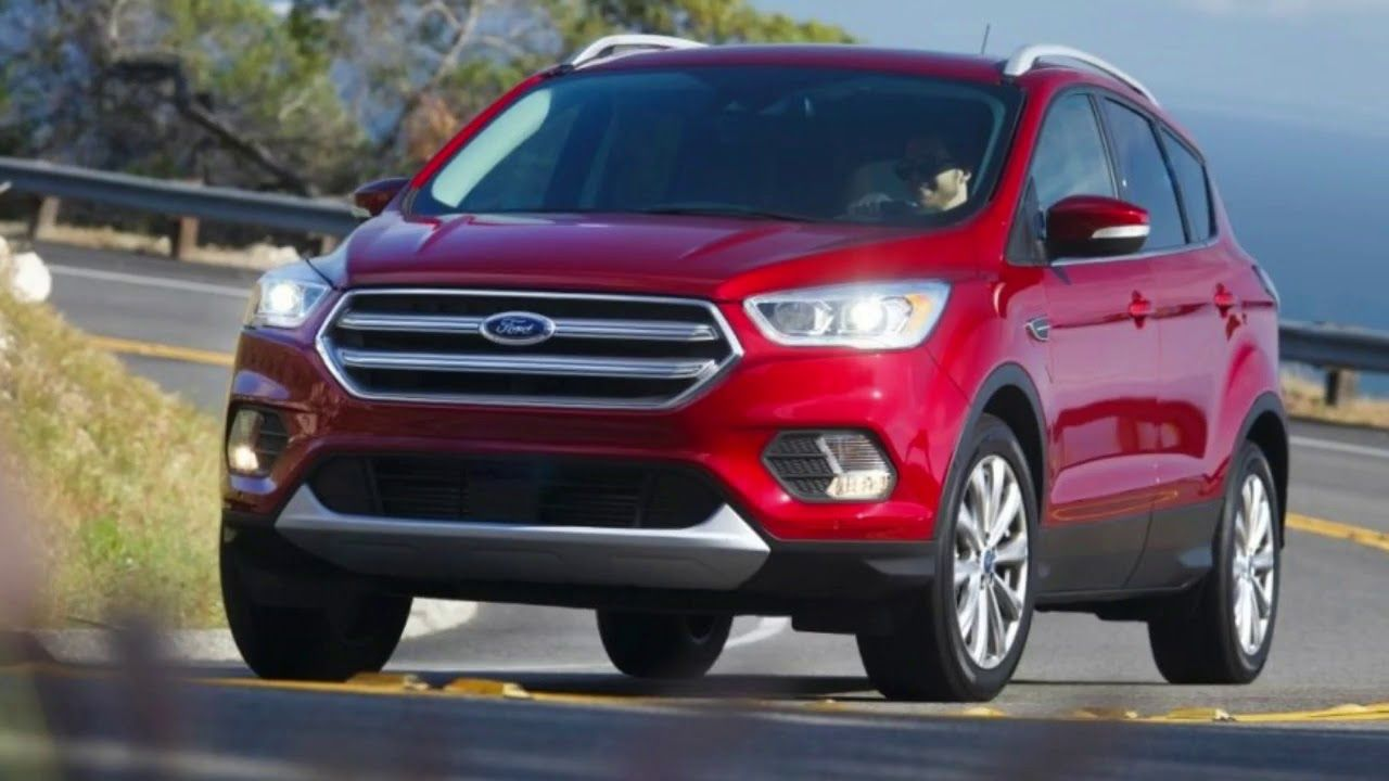 2019 Ford Escape This Vehicle Gets Leading Marks In Crash Tests