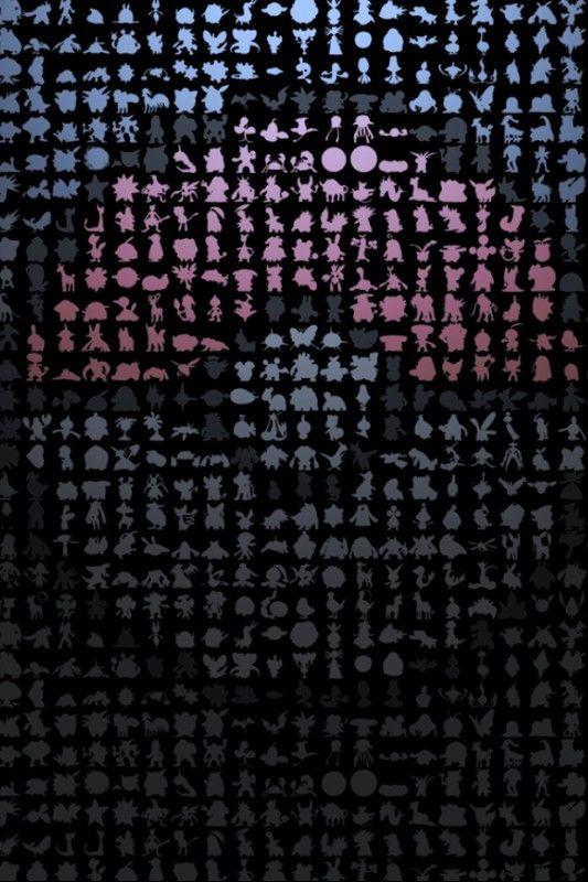 Pokedex for iOS background