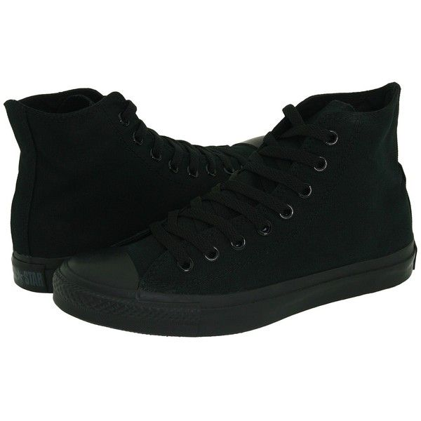 860d4b9907e3 converse  19 on   Converse high, Black sneakers and Converse sneakers