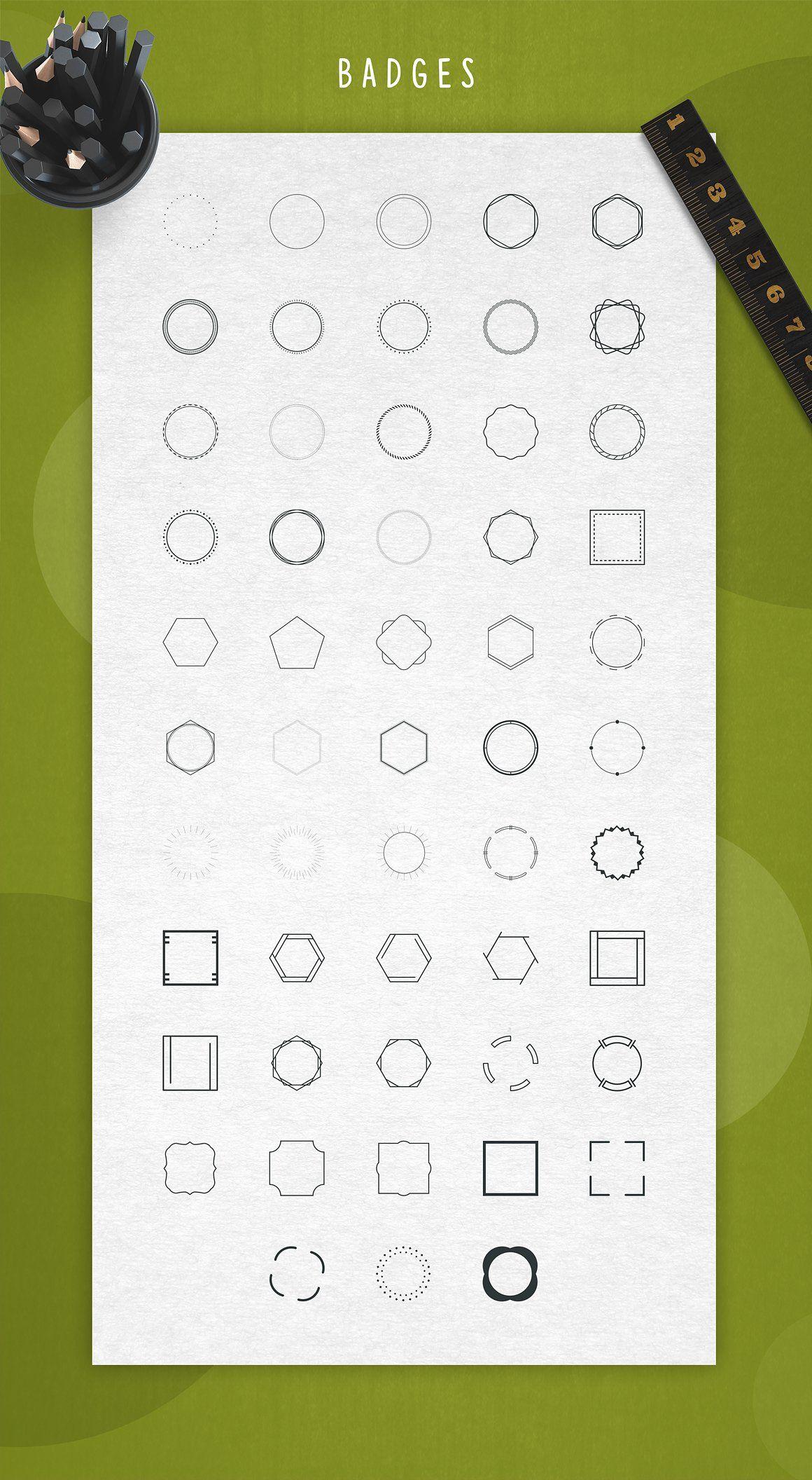 9in1 Ultimate Creation Kit 29 Logo templates, Logo