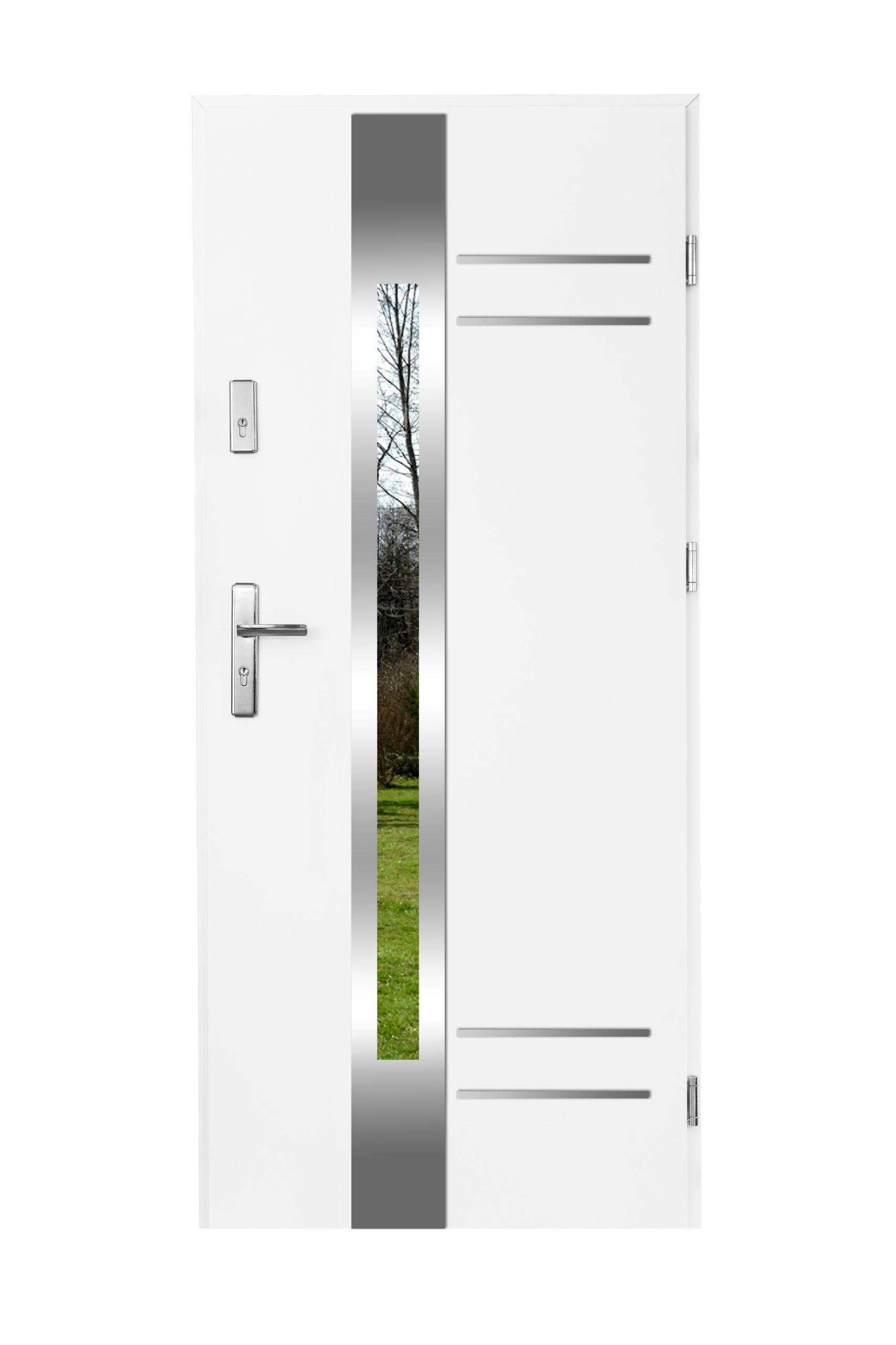 EXTERNAL STEEL ENTRANCE DOORS 55mm FROM HAND – 6862709401 …