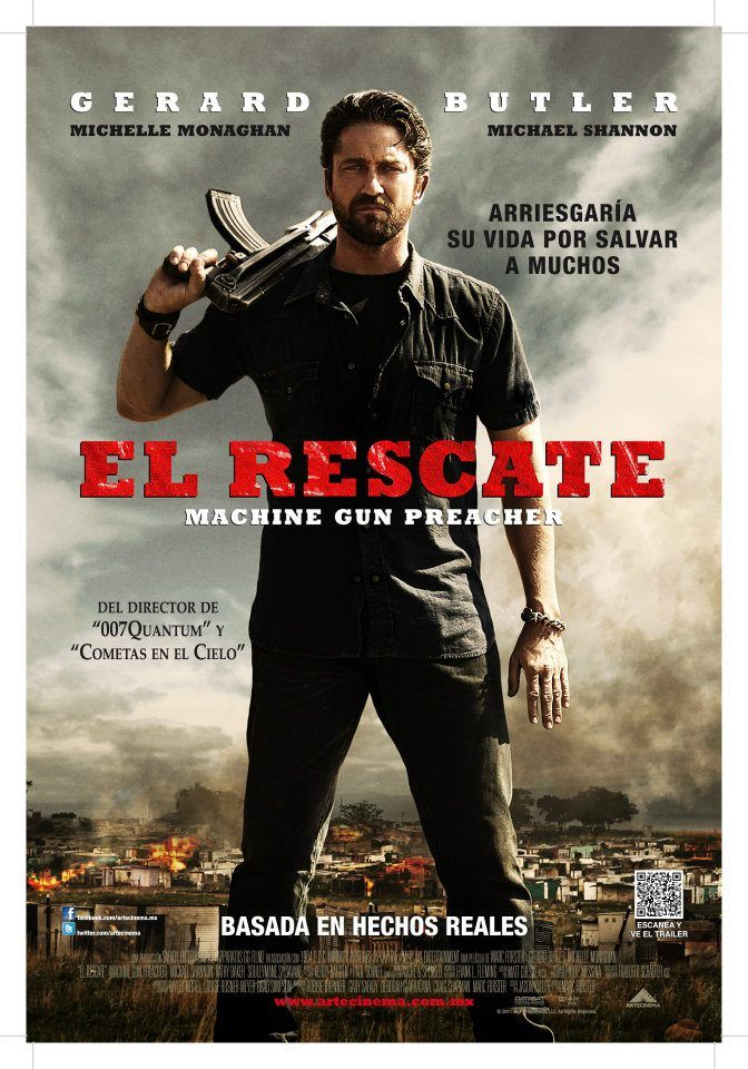 A Good Movie About The Sam Childer S Life The Man Who Is Fighting For Save Childrens From The Hands Of K Peliculas Audio Latino Online Peliculas Gerard Butler