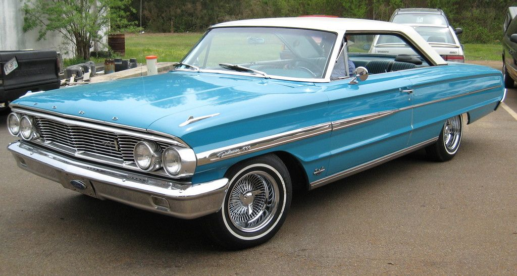 Pin By 7 Horses On Vehicles I Ve Owned Ford Galaxie Ford
