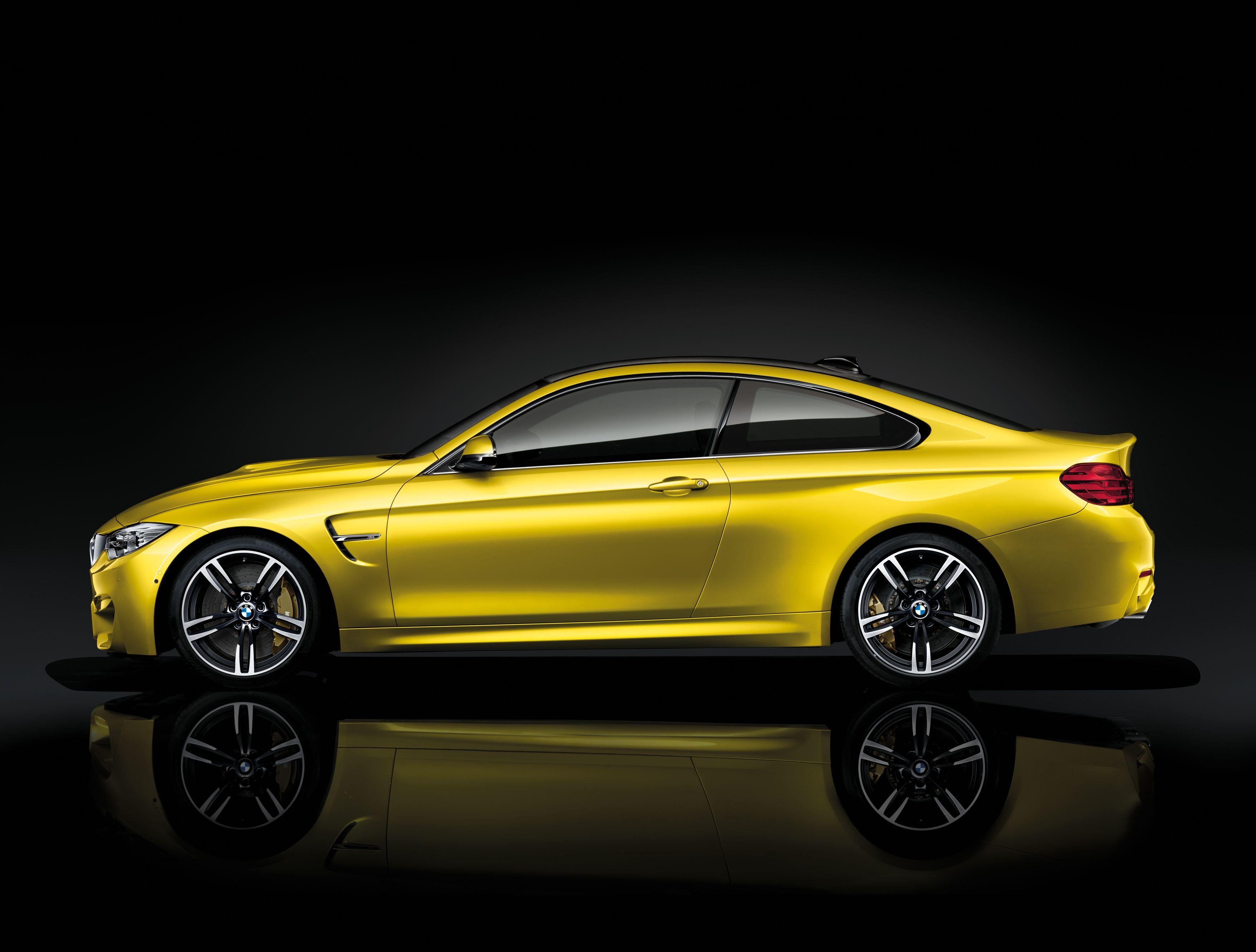 2015 BMW M4. 425hp 3.0 Liter, Inline 6 Cylinder With M TwinPower Turbo