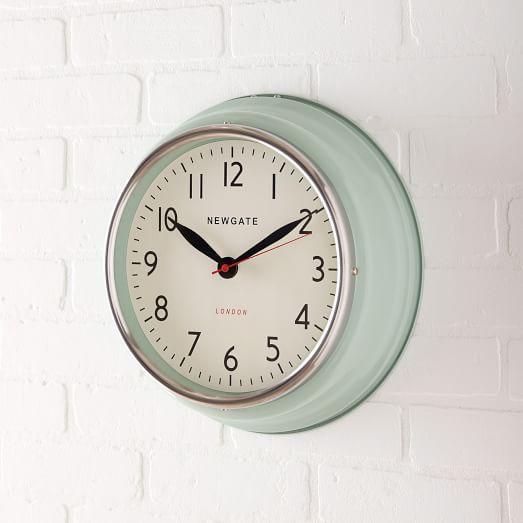 Newgate Cookhouse Clock Roothaus Kitchen Wall Clocks