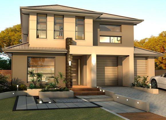 Sekisui House Australia Home Designs: Regent 300   Cosmopolitan Facade.  Visit Www.localbuilders