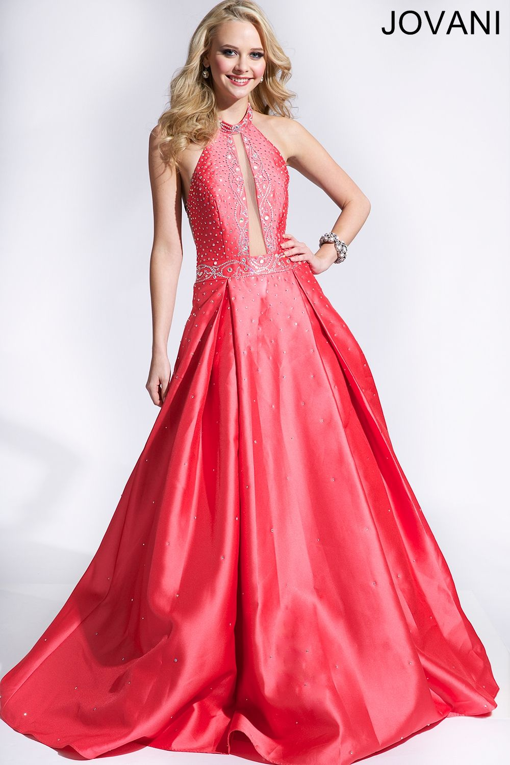 Satin A-Line Dress 24902 | PROM | Pinterest | Satin, Prom and Nice