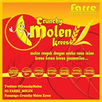 Lowongan Kerja Crunchy Molen Kreess Solo Crunchy Solo Burger King Logo