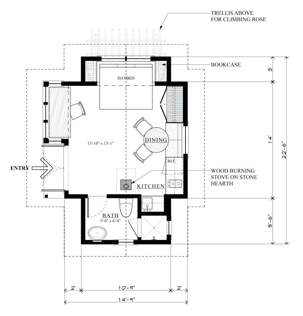 Pin On Simple Floor Plans