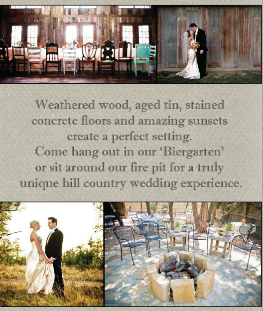 Texas Rustic Wedding Venue: Vista West Ranch