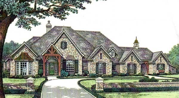 house floor plans 1 story 3 car stalls love love love the study up front love the curved island in the kitchen love the courtyardconcrete driveway