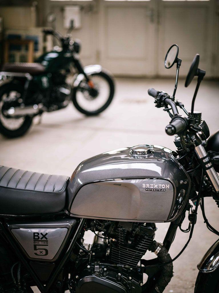 Brixton Bx 125 Brixton Brixtonmotorcycles Motorcycle Motorrad Cafe Racer Motorcycle Retro Motorcycle Motorcycle