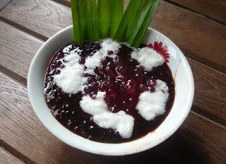 Cara Memasak Bubur Beras Ketan Hitam Yang Enak Cara Memasak Resep Masakan Indonesia Resep