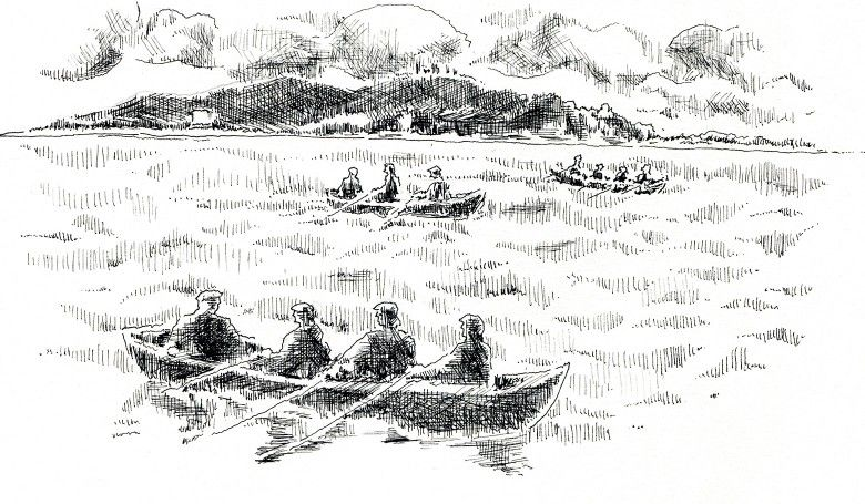History Lesson: The Fisherman Sweater – J.Crew Blog