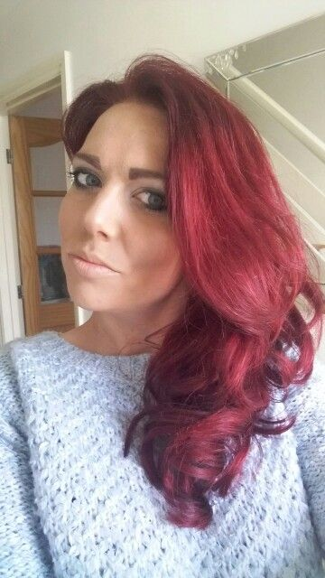 New red hair