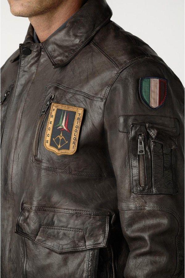 Aeronautica Militare Pilot Uomo Men Airplane Pilot