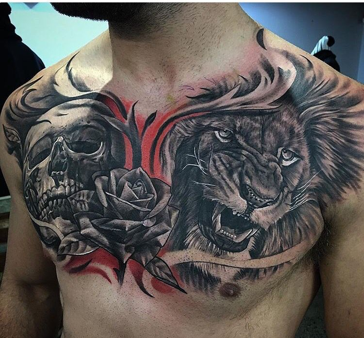 Pin by Lacey Lamendola on tattoo Tattoos for guys badass