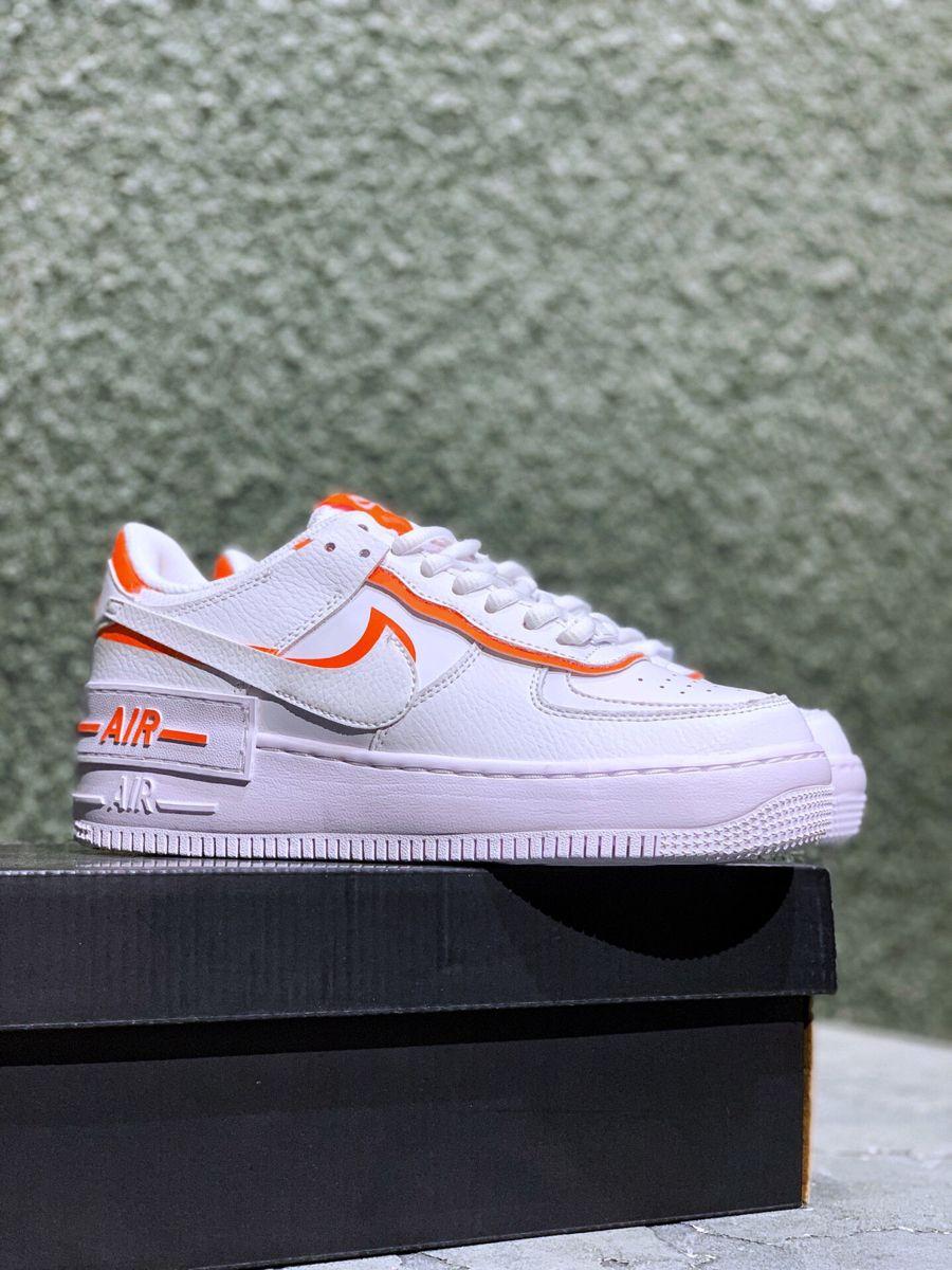 NIKE Air Force 1 Shadow CI0919103 in 2020 Sneakers men