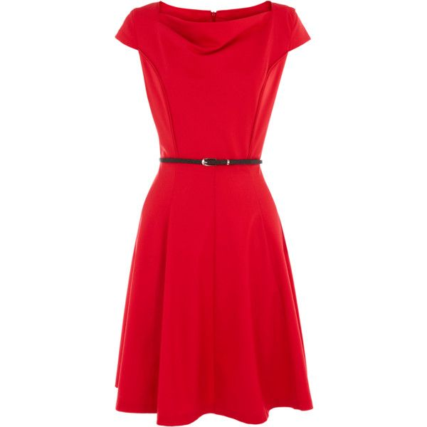 So gorgeous! Zoe Skater Dress, found on #polyvore. #dresses #women