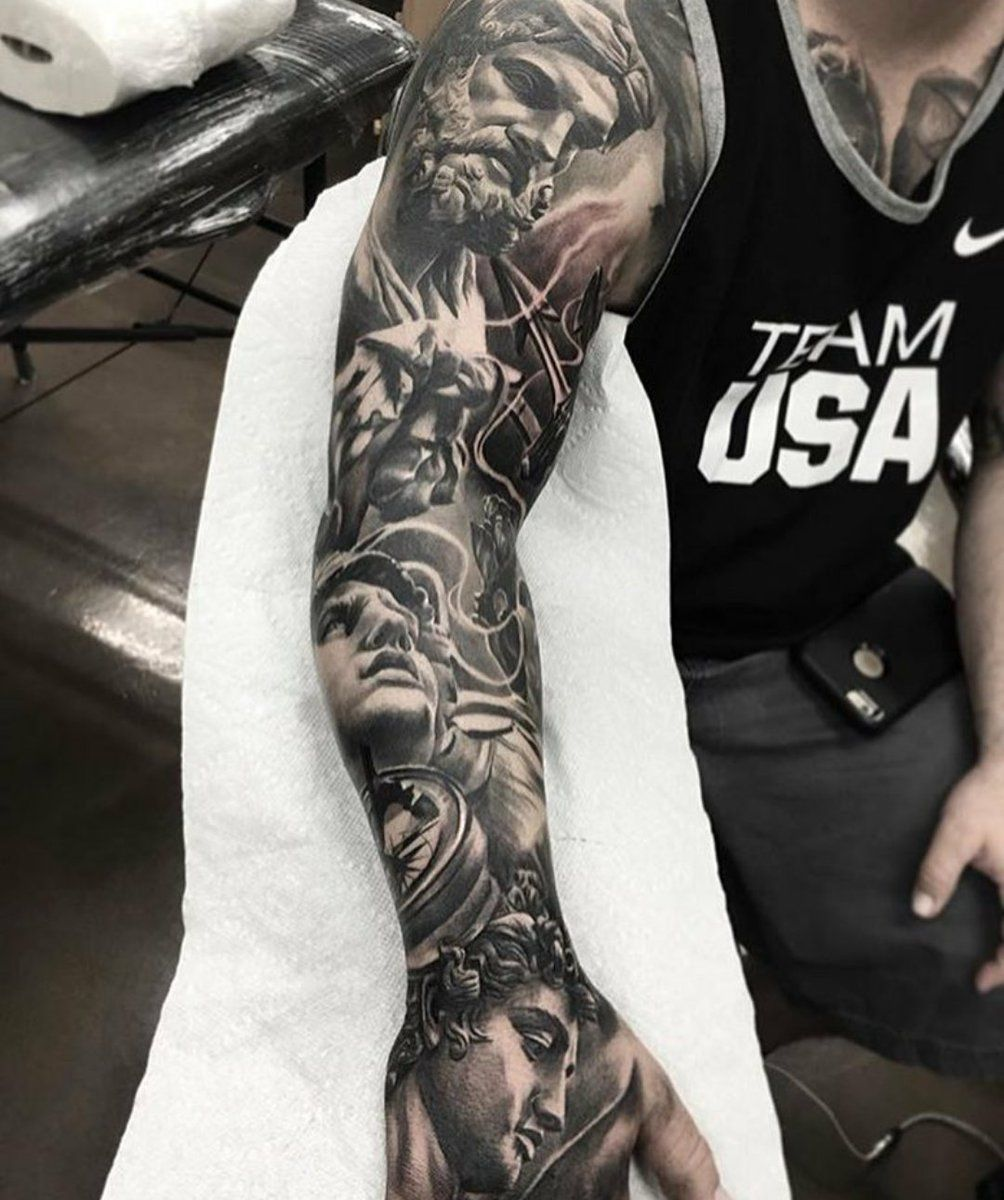 Tattoos On Tattoo S Pinterest Tatouage Tatouage Homme And