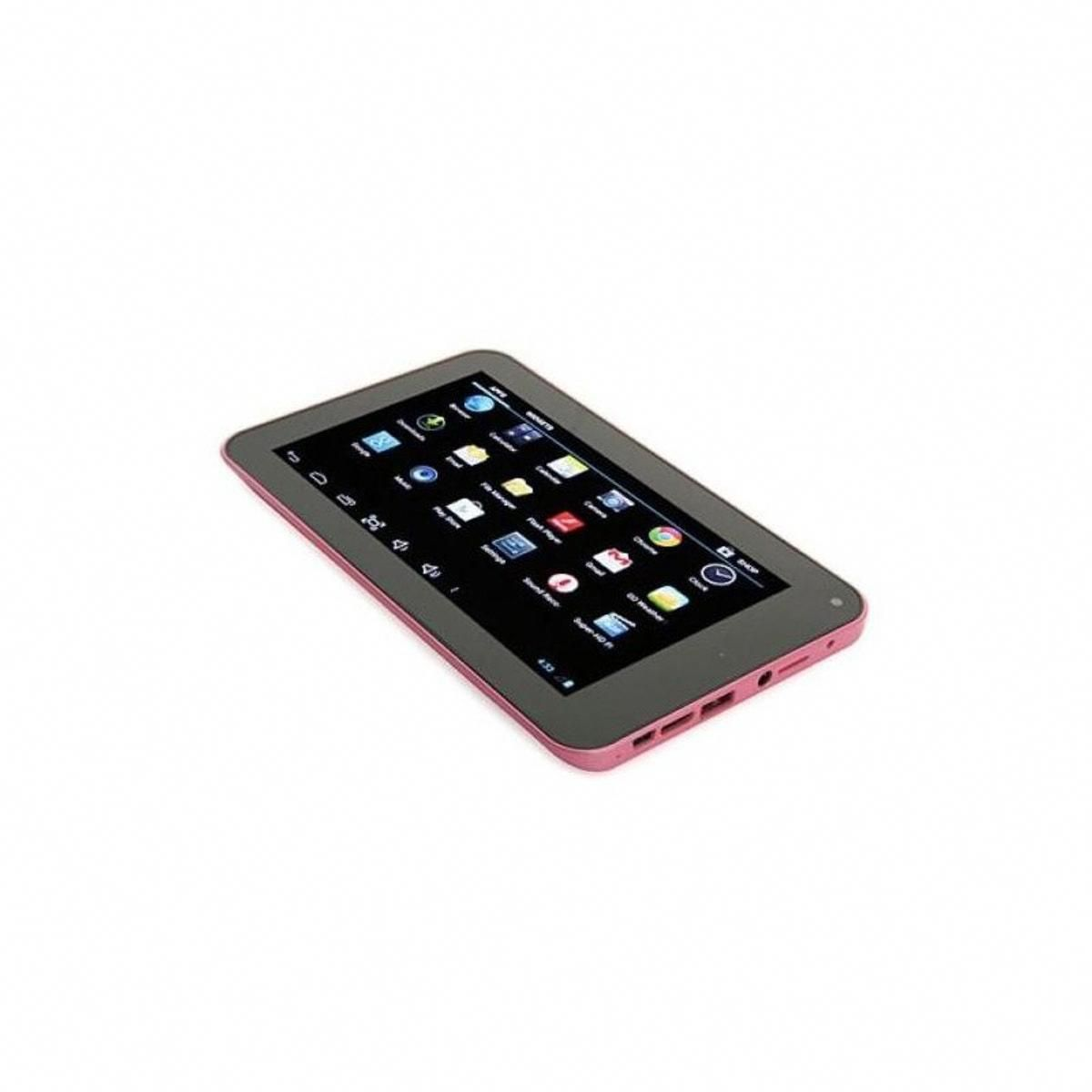 Tablette Tactile Android 4 2 Jelly Bean 7 Pouces Yonis Pearl Rose