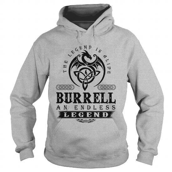 I Love BURRELL Shirts & Tees