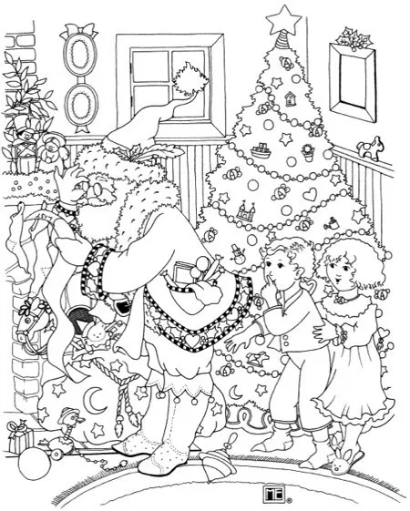 22 Christmas Coloring Books To Set The Holiday Mood Christmas Coloring Books Coloring Books Coloring Pages