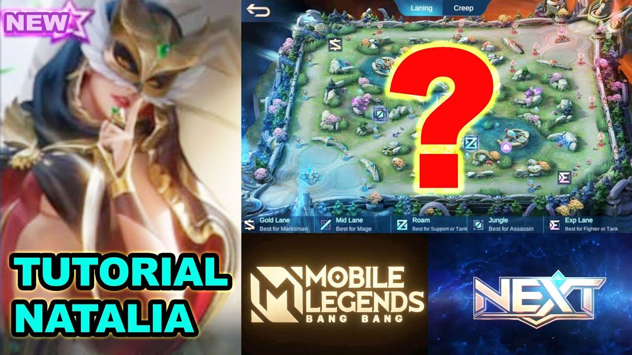 Tutorial Natalia Next Project Mobile Legends Next Project Natalia Of In 2020