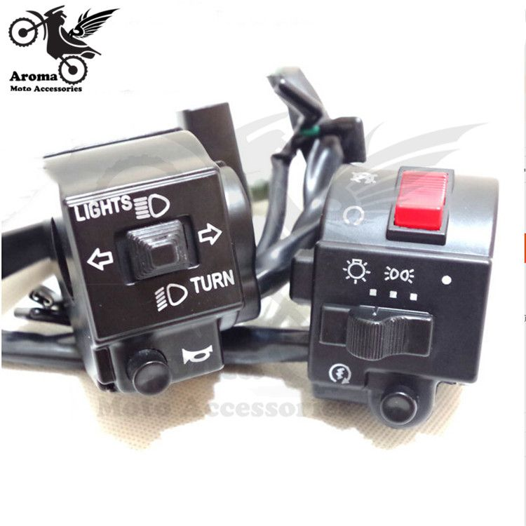 brand professional motorcycle switch for suzuki GS125 GN125 switches ...