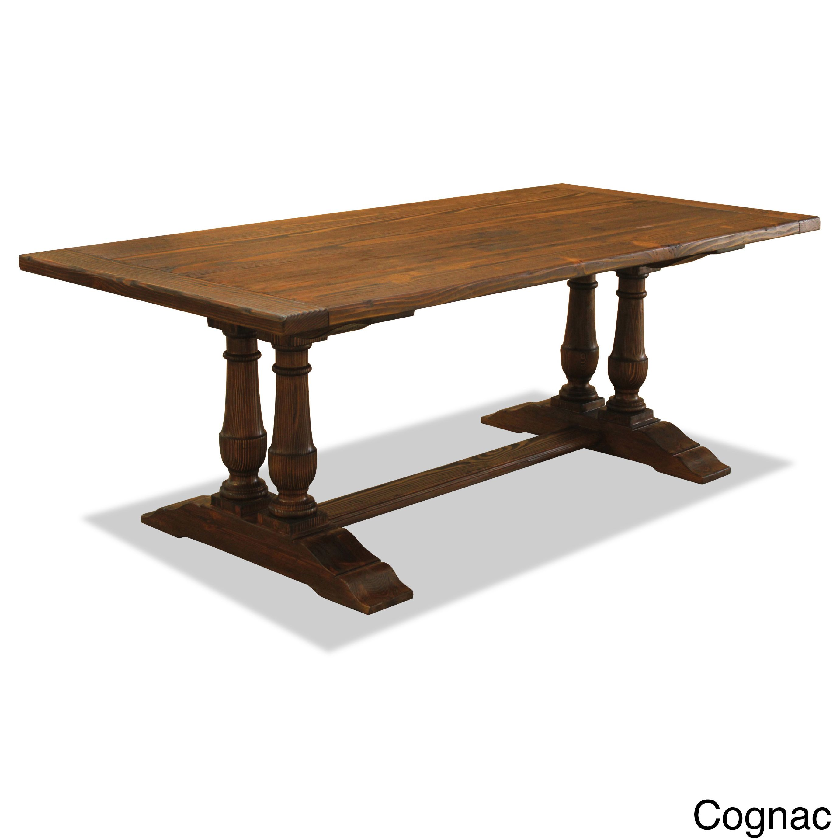 South Cone Home Capistrano Reclaimed Wood Rectangular Dining Table