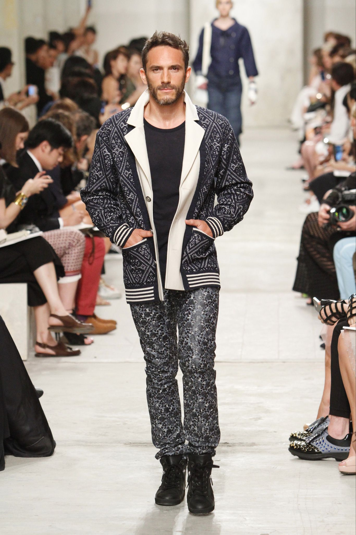 7b70137d23781a Chanel Resort 2014 - Collection - Gallery - Style.com | Chanel Men ...
