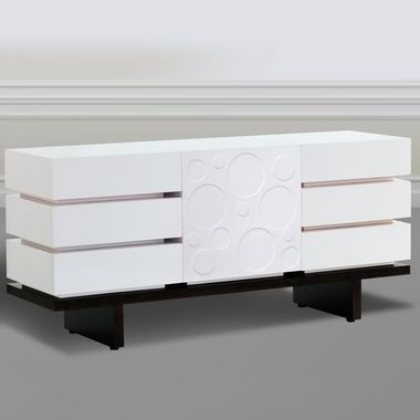 Nurseryworks 3 Wide Dresser