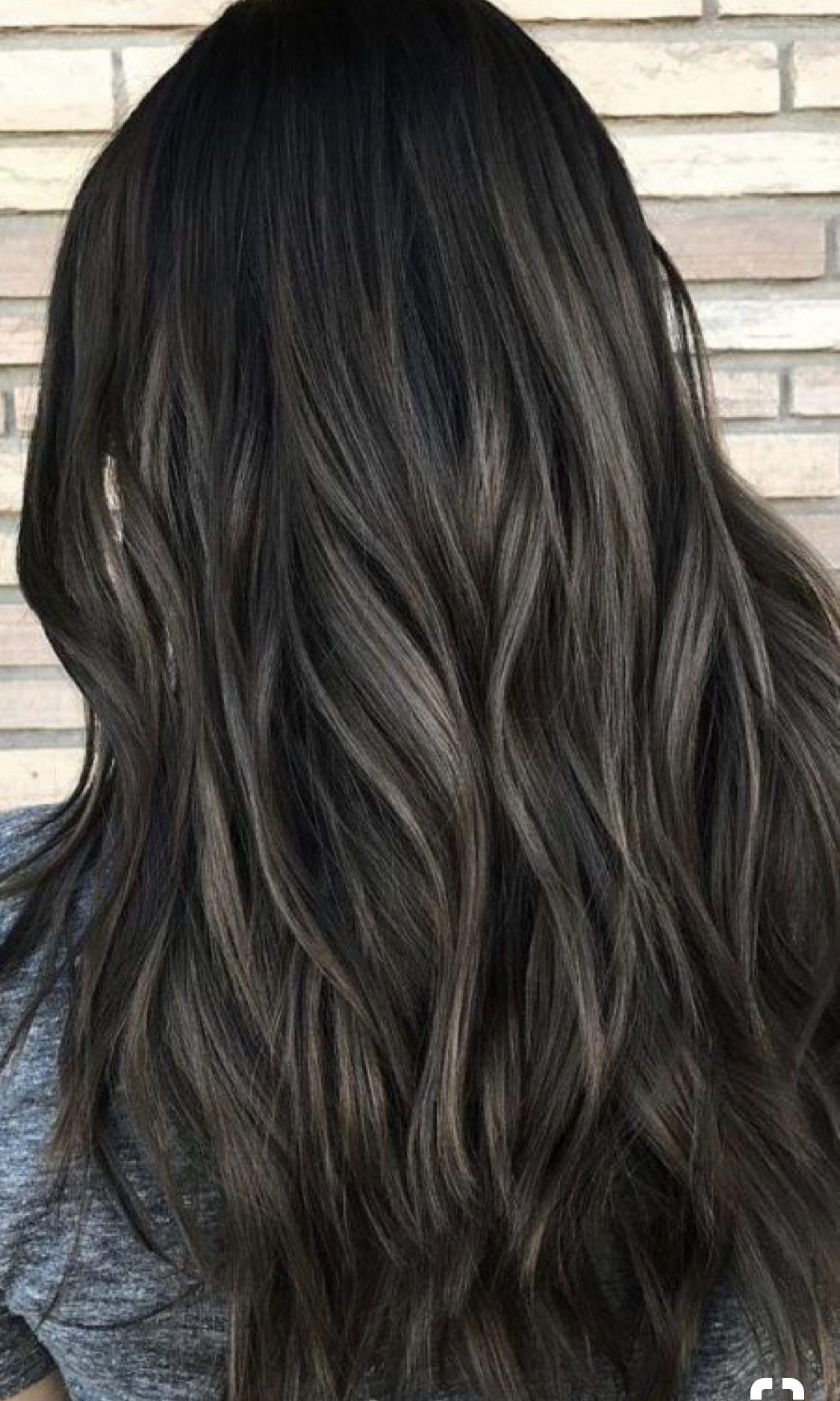 Pin By Ashley Borling On Hairstyles Ash Hair Color Ash Brown Hair Color Brown Hair Balayage