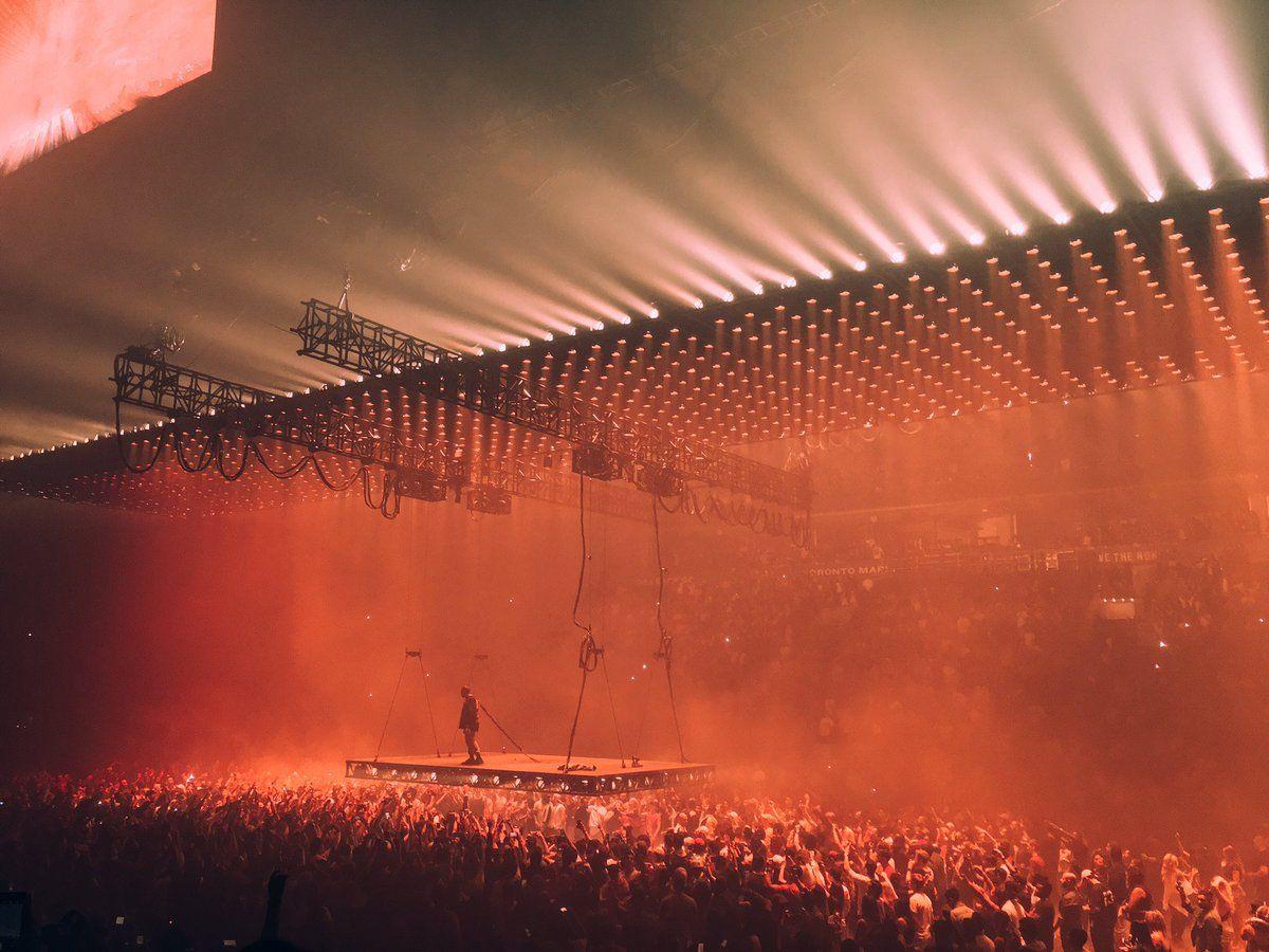 Kanye West Saint Pablo Tour 2016 Saint Pablo Tour Stage Set Saint Pablo