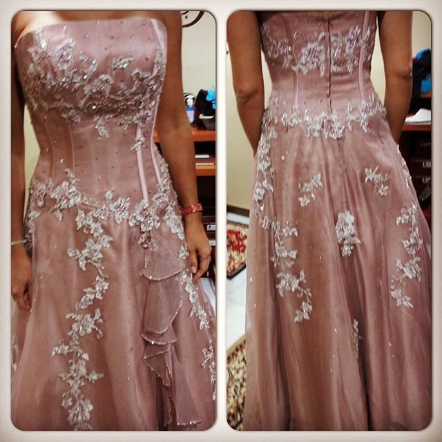 Alquiler de vestidos de fiesta largos en caracas