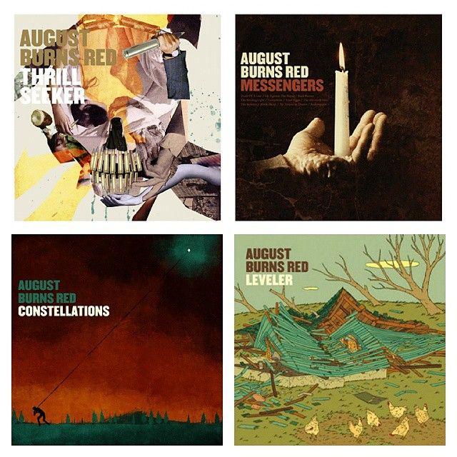 #augustburnsred #abr #music #musician #metalcore #hardcore #metal #guitar #album #discography
