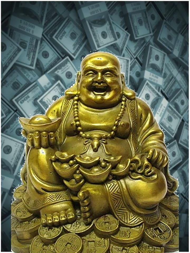 BUDAI y no BUDA Segn mitologas china y japonesa Hotei Budai