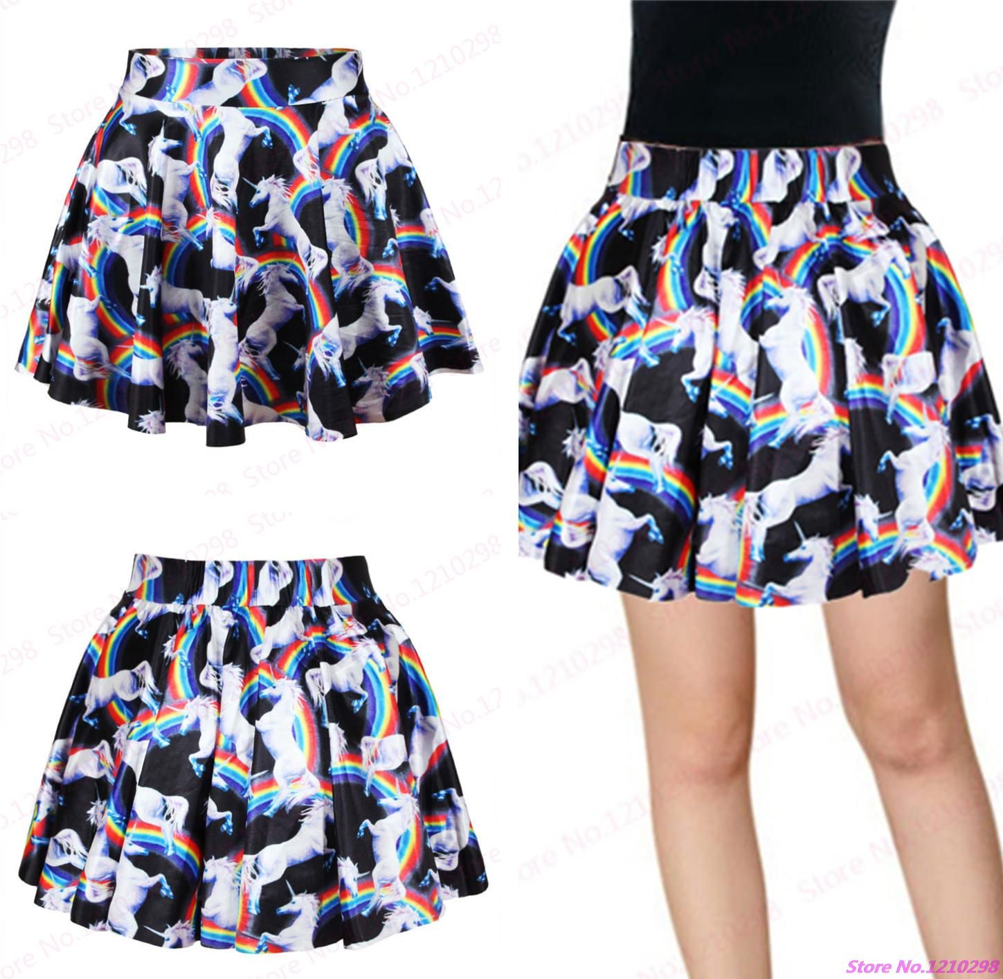 Find More Tennis Skirts Information about New Unicorn Tennis Skirts Women…